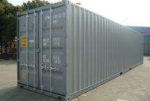 CP Equipment Containers / New Products from our Line of Shipping and Storage Containers