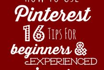 PINTEREST TIPS AND TRICKS / PINTEREST TIPS AND TRICKS
