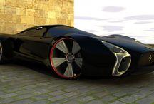 Concept motorisé