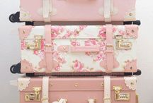 Lifestyle - Old Suitcases