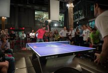 Ping Pong Events / Feel the skill, thrill & chill of table tennis games! www.killerspin.com