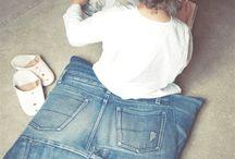 Kussen jeans