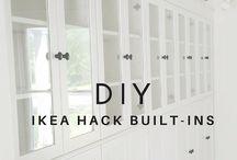 IKEA HACK -  Storage
