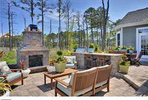 Backyard dream space