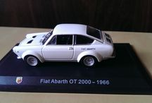 Abarth OT 2000 coupe America model / Abarth OT 2000 coupe - model