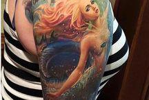 denizden tattoos