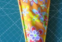 Sewing: Scissors bag