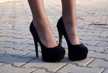 Shoes (evil laugh)