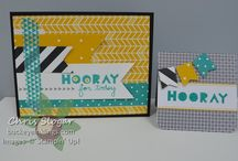 Project Life by Stampin' Up! - Pocket Card Fun / Fun ideas for projects made with the Project Life by Stampin' Up! pocket cards / by Stampin' Up!