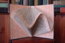 Buch falten