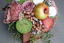 Floral miniature