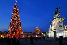 Albero di Natale in giro per il mondo