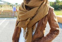 09 # Accessories -  Scarves