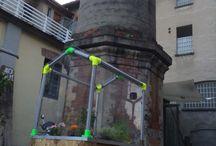 GreenOZ / Serra Domotica gestita con Arduino e assemblata con pezzi di recupero e stampi in 3D