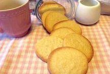 biscuits légers