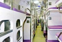 Luxury Train Coaches in India / When it's 'Make in India', it is better! That's what the newest railways coaches have to say. Prototype of swanky railway coaches was showcased recently, and the feel-good factor of these coaches is so high that you have to see it to believe it.