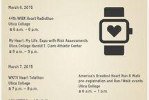 America's Greatest Heart Run and Walk / Utica's Greatest Heart Run and Walk / by WKTV