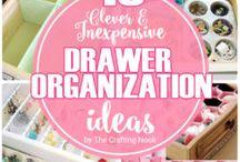 Organiseer idees