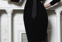 kis fekete / ruha