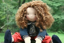 Waldorf Dolls / Inspiration for when I finally make one :)