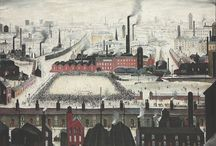 LAURENCE STEPHEN LOWRY, R.A.