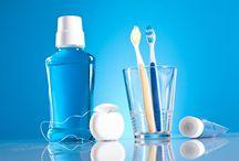 Igiena dentară / Toate produsele necesare pentru o ingienă dentară de calitate.