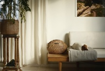 home and decor / Discovering my personal style: Seems to be bohemian industrial rustic, with touches of mid century modern. A little bit of everything! / by Rowena Murillo
