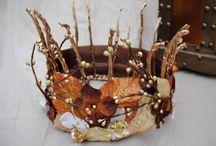 crown fairy and princessa / by gilent uma