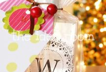 Christmas gift ideas / by Karla Salsbury