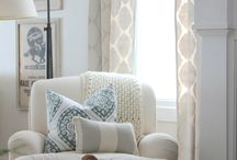 Home decor ideas / Colour textures design