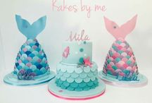 birthday ideas for my girls - mermaids