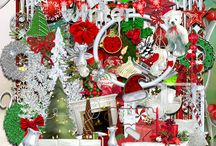 Cozy Christmas / by Touched By A Butterfly
