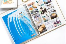 Pocket Pages / inspiration for making pocket pages for scrapbooking