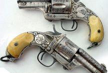 Guns / by Mark Paluska