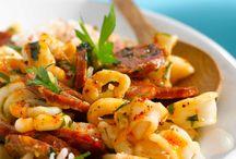 recettes fruits de mer