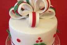Mini kerstcakes