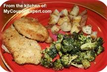Thrifty Recipes - Pork
