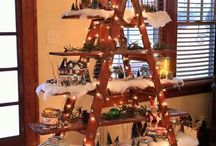 Christmas Crazy / all my odd decorations!!! / by Lazy T B and B
