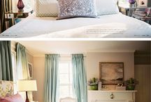 Bedrooms / by Nancy Salling