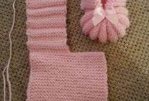 παπουτσακια για μωρα