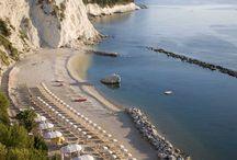 Riviera del Conero Holidays / 7 accommodations for your vacation in the Riviera del Conero. Regione Marche - Italy. More info on www.giglihotels.com  #Numana #Conero