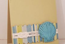 Focus:Bows & Knots on Cards / Tips and tutorials on creating bows and knots to place on handmade cards.