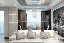 Интерьер квартиры в стиле минимализм в г. Жуковский / Дизайн квартиры в ЖК г. Жуковский спроектирован в стиле минимализм Анжеликой Прудниковой. Это современное направление за несколько десятков лет стало одним из самых распространённых. Основной идеей стиля является функциональность и комфорт. В оформлении квартиры использованы светлые и мягкие цвета.
