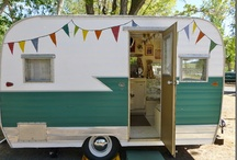 camping in style / by Lorrie Vest