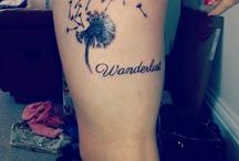 Tattoos. / by Kelly Holloran