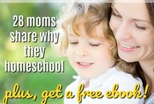 Why Homeschool / Why homeschool? Is homeschooling for you? These articles and resources may just help you decide.