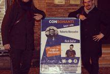 Instagram Stasera la #standupphilosophy incrocia il sottoscritto e Roberto Mercadini! :D ci vediamo al teatro di Cesenatico alle 21!