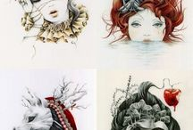 ILLUSTRATIONS / Ilustraciones