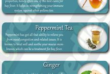 Remedy for hay fever
