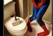 funny marvel pictures